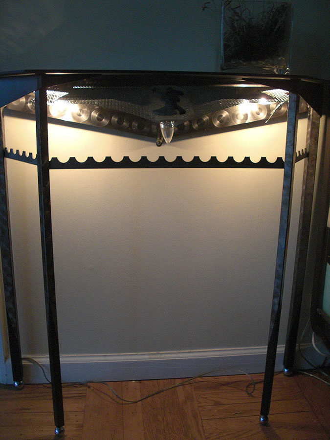 Mainline Custom Furniture Touch Sensitive Tables 19312-Berwyn-1933-Devon-19355-Malvern-Frazer